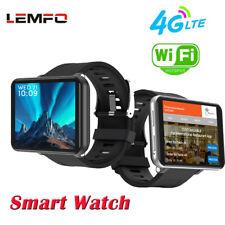 Lemfo Lem T 4G Reloj inteligente con pantalla de 2.86 pulgadas Android 7.1 3GB 32GB 5MP Cámara EE. UU.