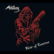 ARTILLERY - FEAR OF TOMORROW ( AUDIO CD in JEWEL CASE )