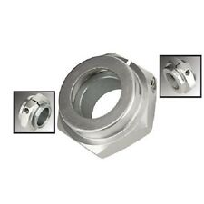 Tusk 3 Piece Axle Lock Nut For Tusk / G Force Axles YAMAHA BANSHEE 350 1987-2006