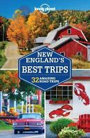 BRAND NEW Lonely Planet NEW ENGLAND'S BEST TRIPS - Latest Edition