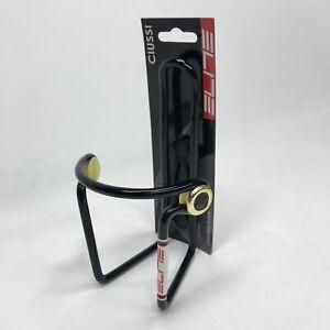 Elite Ciussi aluminum bottle cage, black