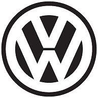 VW Volkswagen style Logo Vinyl Decal Stickers Van Transporter Camper beetle