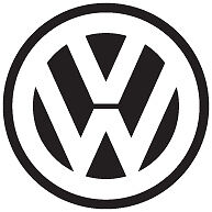 Logotipo de estilo VW VOLKSWAGEN Vinilo Calcomanía Pegatinas Van Transporter Camper Beetle