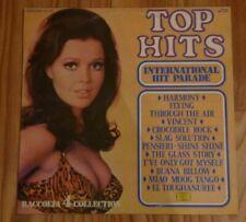 LP TOP HITS - INTERNATIONAL HIT PARADE - RACCOLTA 4 COLLECTION - 1973 - JOKER