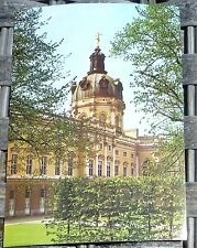 Schloß Charlottenburg Berlin Ansichtskarte 50er 60er Jahre PfB 17 å *
