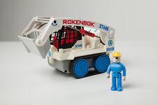 Rokenbok Vehicle ST440 Ex Condition Nothing Broken 1997 w/ Figure