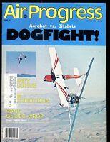 Air Progress Magazine May 1976 Aerobat Citabria EX w/ML 120316jhe