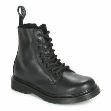 Dr. Martens 1460 PASCAL MONO J Boots BLACK New