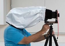 4x5 BTZS Focus Hood (dark cloth) - Large Format