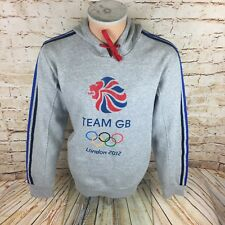 Adidas London 2012 Olympic Venue Collection Hooded Sweatshirt Hoody Size L