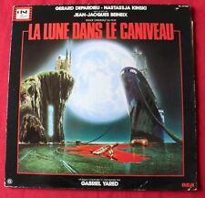 La lune dans le caniveau - Gabriel Yared - BO du film / OST, LP - 33 Tours