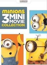 Minions: 3 Mini-Movie Collection (Dvd, 2016)