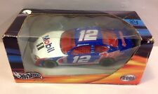 NEW 2001 Hot Wheels Racing 12 Mobil 1:24 Scale Nascar Die Cast Toy Model Car