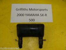 00 YAMAHA SXR 500 600? SX R VMAX? SRX? 99 01? INTAKE BOOST BOTTLE EQUALIZER BOOT