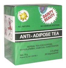 ANTI-ADIPOSE SLIMMING TEA WEIGHT LOSS DETOX & LAXATIVE EFFECT 30 BAGS