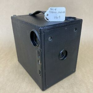 Kodak No. 4 Premo Junior 1909 Antique 4x5 Collectible Box Camera