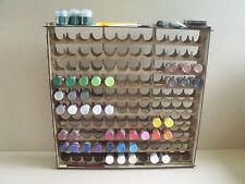 Paint Stand 120 bottle rack storage warpaint / Vallejo warhammer 40k / wargames