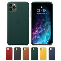 2019 Original Genuine Leather Phone Case Cover For iPhone 11 Pro Max