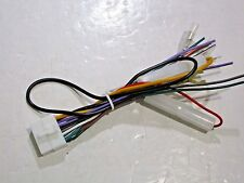 clarion car audio and video wire harnesses for sale ebay rh ebay com