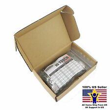 30value 450pcs Polyester poly Film Capacitor Kit 100V ±5% US Seller KITB0015