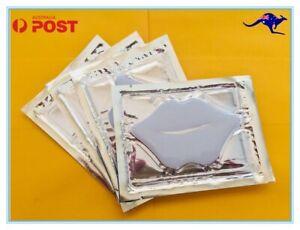 20 x Spa Life Collagen Lip Mask VitC Plump Restore Anti-Ageing Face Aussie stock