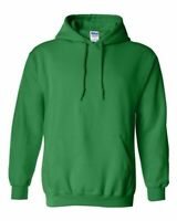 Gildan Men's Hooded Sweat Shirt Heavy Blend NEW
