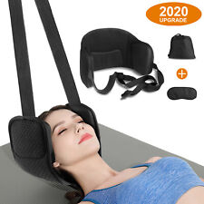 Hammock Head Cervical Traction Stretcher Neck Pain Relief Support Massager Tools