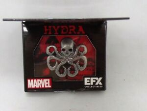 EFX Collectibles Marvel Comics Captain America Hydra Pin Official Prop Replica