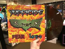 """Yuppicide """"Fear Love"""" BROWN Colored LP (judge warzone nychc hc wreck age)"""