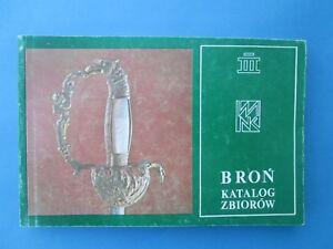 BRON Katalog Zbiorow Muzeum Narodowe w Kielcach 1985 - Polish and English