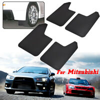 For Mitsubishi Splash Guards Mudflaps Mud Flaps Mudguards Fender Flares 4pc/Set