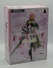 Final Fantasy XIII-2 - Lightning Figure - Play Arts - New/Sealed