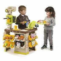 Smoby Coffee House Shop, Kids Fun Educational Play Toy/Scene