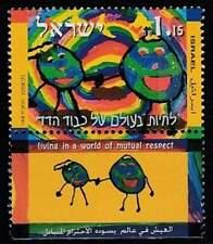 Israël postfris 1998 MNH 1492 - Respect voor Elkaar