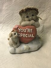 "Dreamsicles ""You're Special� Collectible Figurine Kristen Hand Painted Plaster"