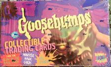1996 Goosebumps sealed box
