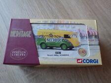 CORGI Collection Heritage EX 70517 Renault 1000 kg RADIO SCHNEIDER Neuf (2)