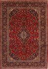 Vintage Handmade Floral Ardakan Wool Area Rug Traditional Oriental Carpet 7'x10'
