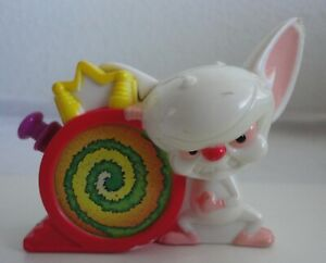 Pinky & the BRAIN Fast Food Premium Toy 1997