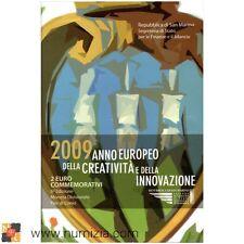 SAN MARIN 2 Année Europeo de l' Créativité et de l' Innovation (FDC)