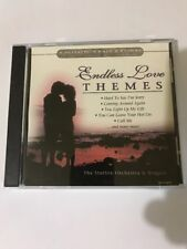 Endless Love Themes Cd The Starlite Orchestra & Singers