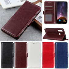 Luxury Wallet Leather Flip Case Cover For Motorola Moto G7 Plus G8 Power G7 Play