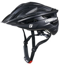 CRATONI Fahrradhelm Agravic MTB Gr. L/xl 58-62cm matt Sz