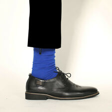Men Fashion Weekly Cotton Socks Soilid Color Business Casual British Style Socks