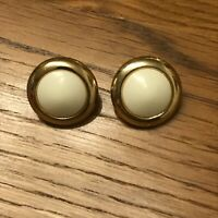 Boutons bijoux vintage métal doré ❤️ Buttons vintage golden metal jewelry