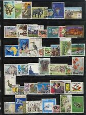 Kenya 300 different stamps collection lot FU