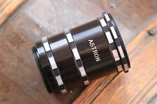 ASTRON EXTENSION TUBES SET. Pentax 42