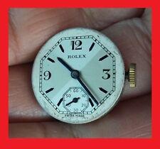 ROLEX OYSTER movimento raro boy lady 1950 dia 19,4 mm inserimento cassa dial