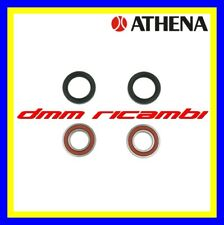 Kit revisione cuscinetti + parapolvere ruota anteriore HONDA CRF 450 R 02>16