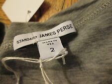 James Perse henley, made in USA, new with tags